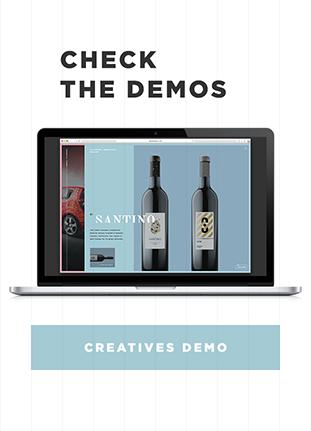 BeAwesome - Creative Behance Portfolio WP Theme - 3
